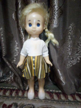 Кукла СССР крупная. Сибигрушка.