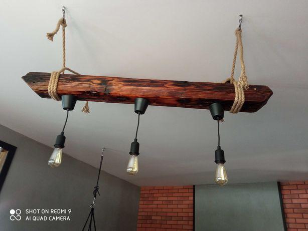 Lampa Loft Orginalna