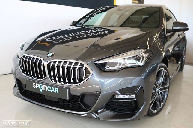 BMW 216 Gran Coupé d Pack M
