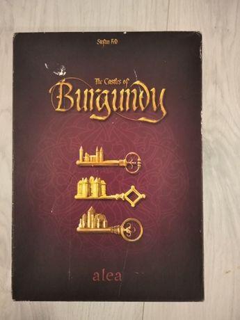 Gra planszowa Zamki Burgundii Big box
