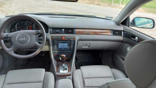 Audia A6 Quattro