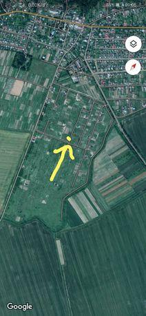 Дві суміжні зем. ділянки під забудову смт Лисець