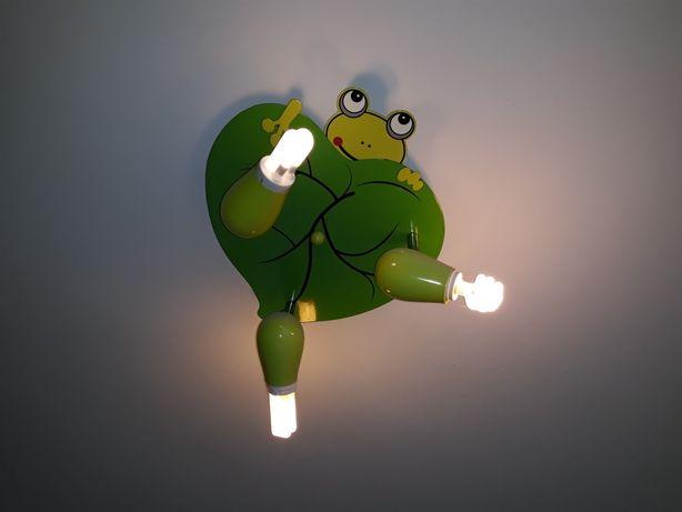 Lampa żabka sufitowa