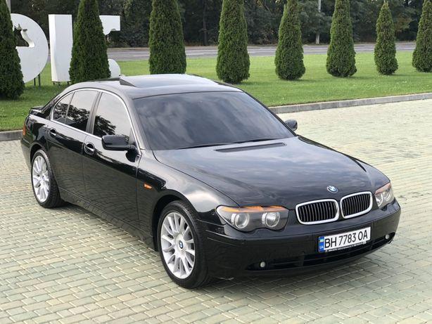 BMW 740 2003 DIESEL