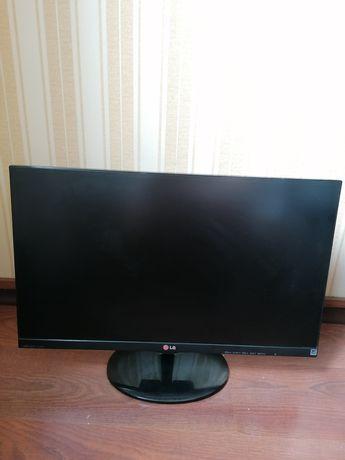 """Безрамлчный монитор 27"""" LG 27EA63V-P"""