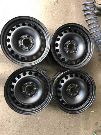 Оригинальные стальные диски 15' Opel  5*110, et-35.