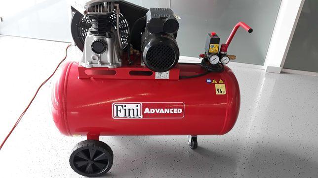 Compressor profissional FINI 100lts Monofásico