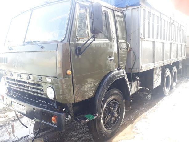 КАМАЗ 53212 10т. Нова гума 10R20