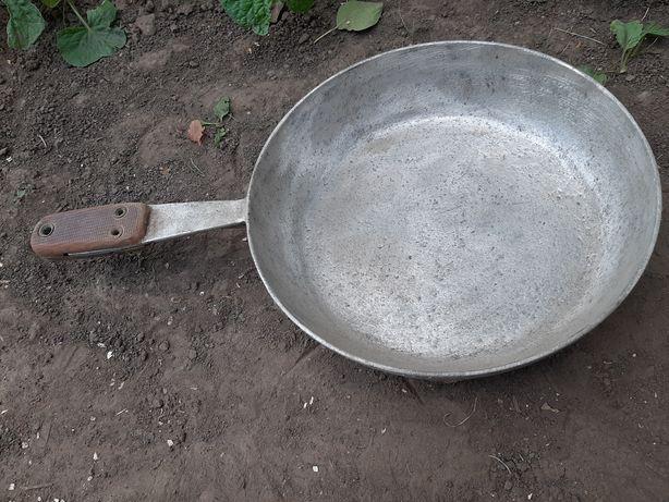 Алюминиевая  сковородка СССР