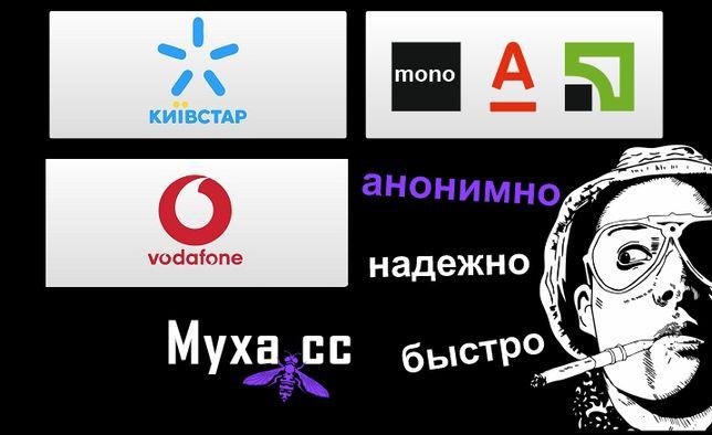 Перевод с Водафон на банковскую карту