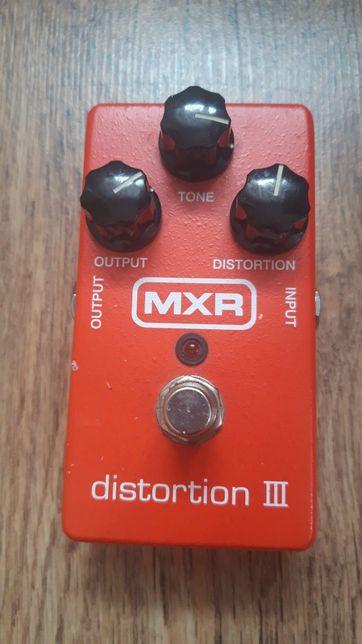 Mxr distortion III. Efekt gitarowy distortion