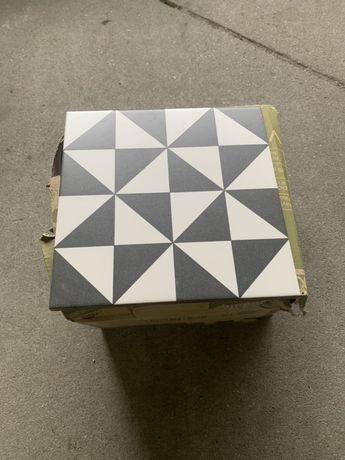 Płytki Vives Terrades Grafito 20x20 50szt. (~2m2) terakota