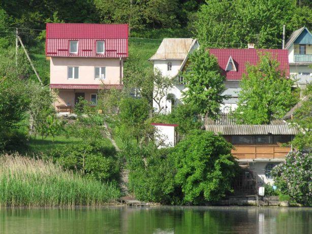 Дача Бурштин лівий берег