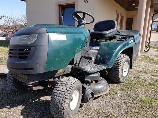 Traktorek kosiarka lazer 14.5