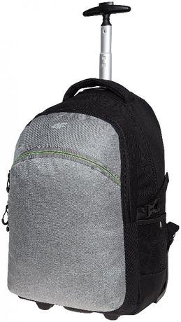 Plecak na kółkach 4F