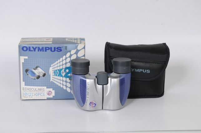 Binóculos Olympus 10x25 DPC l