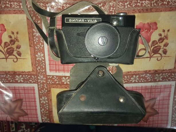 Фотоаппарат пьоночный Вилия-Vilia