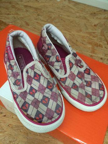 Buty, buciki dla dziewczynki Converse, rozmiar 23