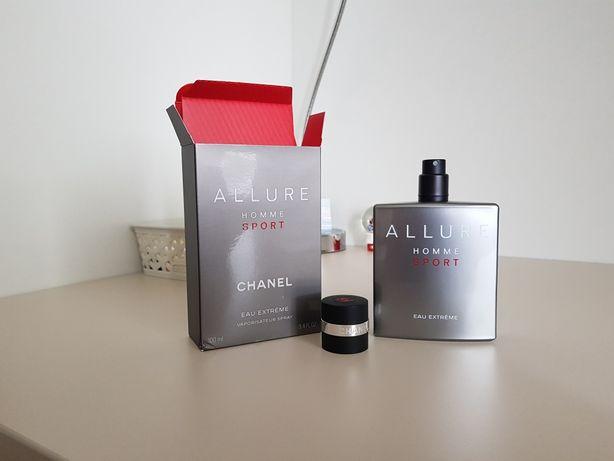 Продам мужской парфюм Chanel Allure Home Sport Extreme