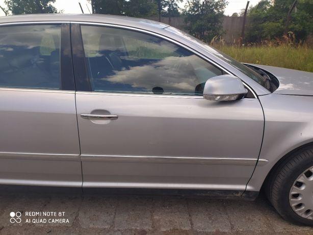 Volkswagen Phaeton Lusterko Lewe Prawe 8+2 pin Europa