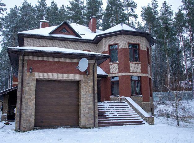 Продам роскошный дом в с. Хлепча рядом с лесом и речкой