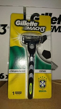 Gillette mach3 maszynka do golenia