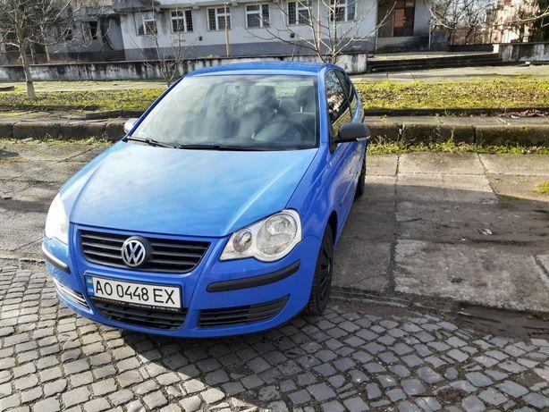 VW Polo 1.2 газ/бензин