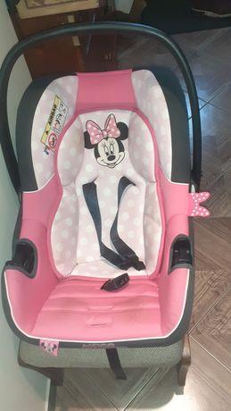 Fotelik samochodowy 0-13 mini myszka miki Disney