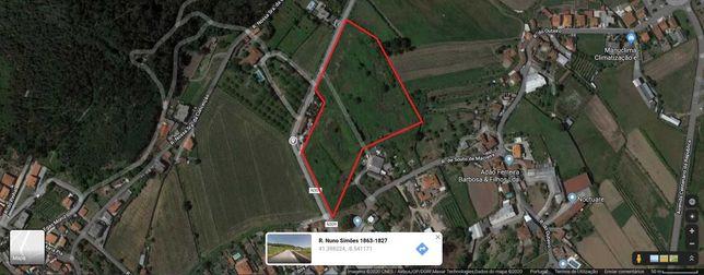 Arrendo terreno em Vila Nova de Famalicão