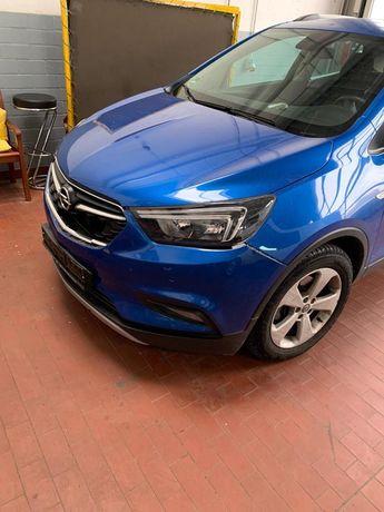 Opel Mokka 2018 1.4 Turbo benz 44tys Navi