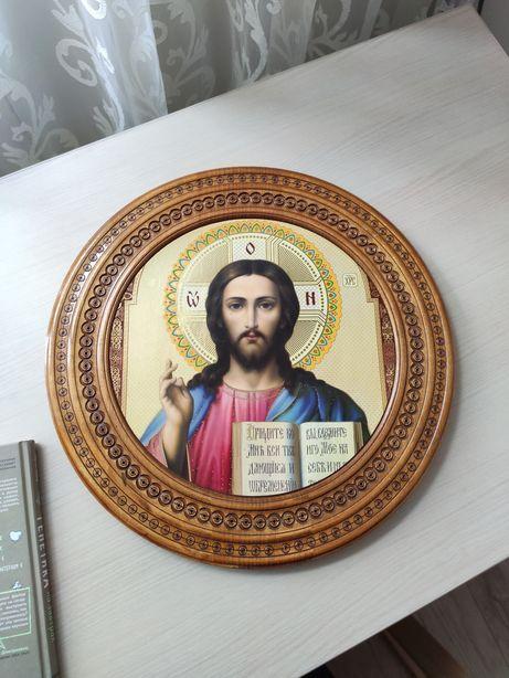 Икона Иисуса Христа Спаситель