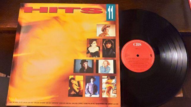 Składanka - Hits 11 (1989) - Płyta Winylowa (Simply Red, Tom Petty)