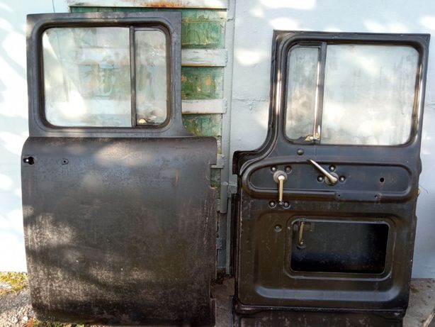 Двери на авто ЗИЛ 130
