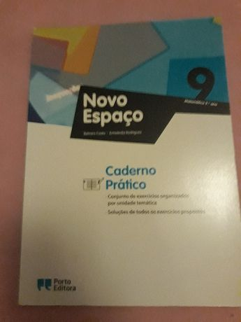 Caderno de atividades de matemática 9°ano