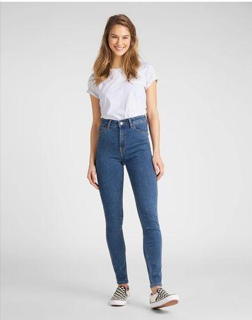 LEE Jeansy Skinny Fit Ivy L32EKJZH r. W24 L31
