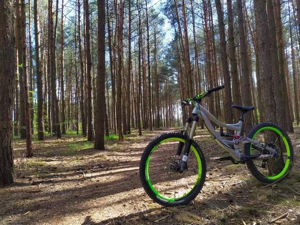 Specialized SX Trail (Rower freeride, dh, enduro, full suspension)