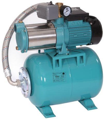 Hydrofor + Pompa Zestaw MHI 1500INOX 24L Omnigena Wys. 24h