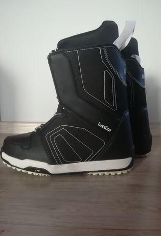 Buty snowboardowe Wed'ze Boogey plus rękawiczki Wed'ze gratis