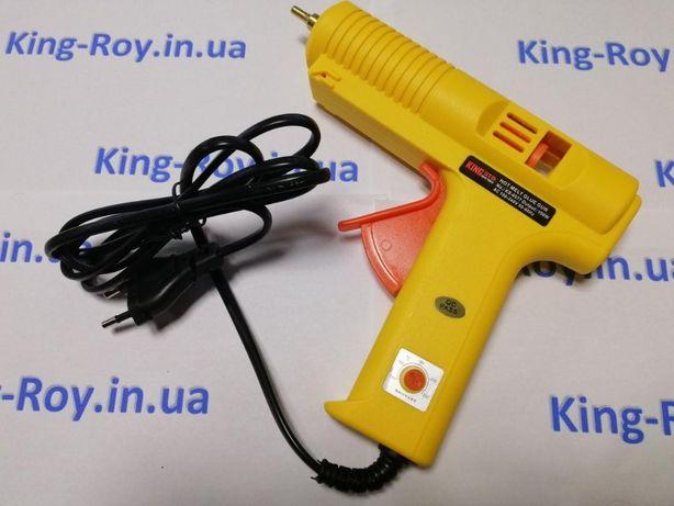 Пистолет клеевой 100Вт с регулятором King STD KS-0577