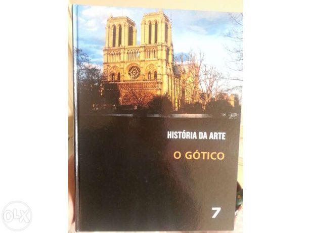 Livro História da Arte O Gótico