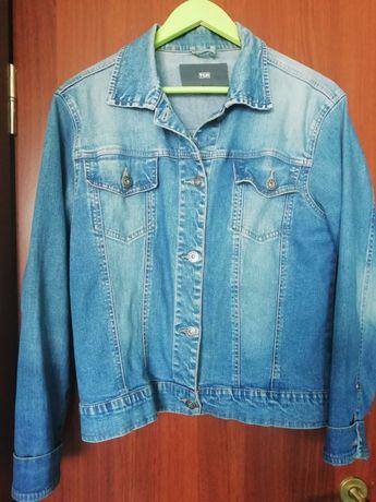 Джинсовая куртка для девочки-подростка