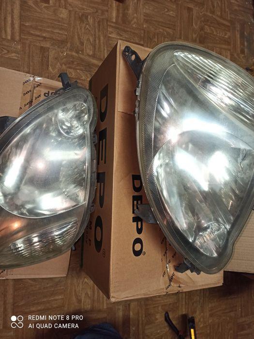 Lampy przednie Toyota Yaris Toruń - image 1