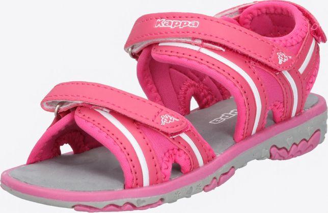 Sandałki marki: Kappa w oryginalnym pudełku