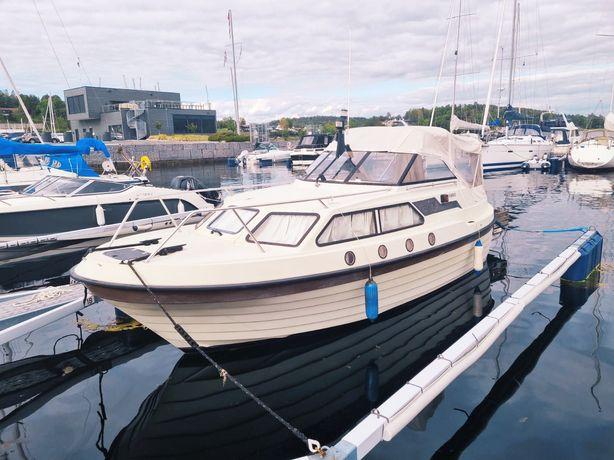 Jacht, Fram 690, 23ft, motorowy, spacerowy, łódź