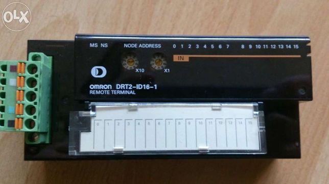 Sprzedam Moduł wejściowy-OMRON-DRT2-ID16-1-używany.