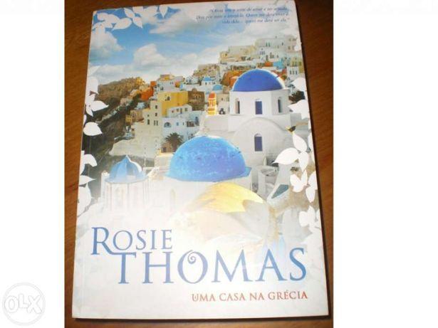 Uma Casa na Grécia - Rosie Thomas