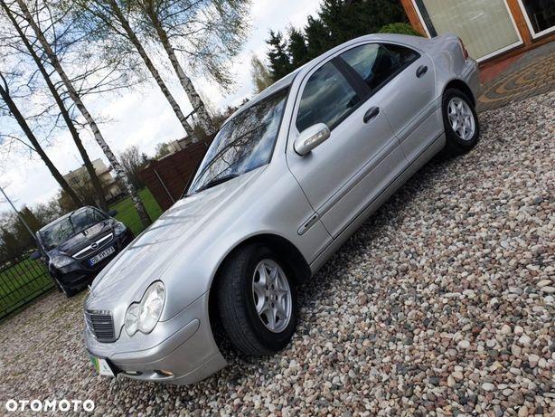 Mercedes-Benz Klasa C 2.2 CDI , Bogate Wyposażenie , Sprowadzony , Zarejestrowany ,