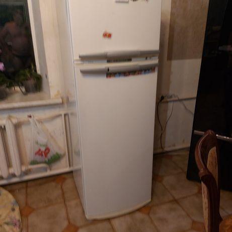 Холодильник после полного то