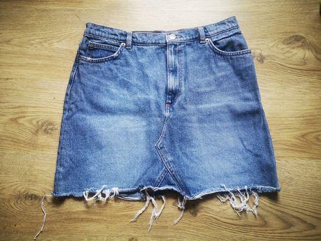Spódnica jeans 42