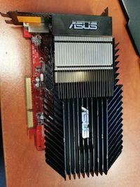 Radeon hd 3650 pół giga ramu AGP
